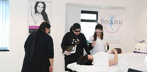 Beaulaz beauty training school