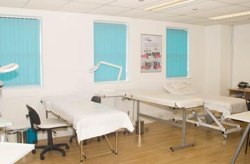 Beaulaz beauty training Room