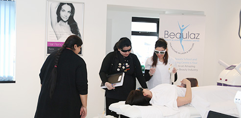 Beaulaz beauty course training