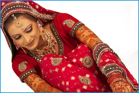 asian bridal makeup