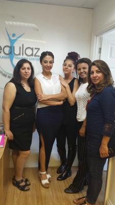 beauty training students review
