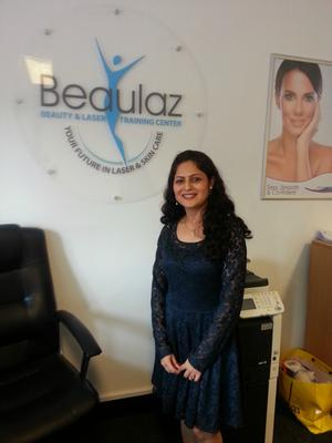 laser hair removal students