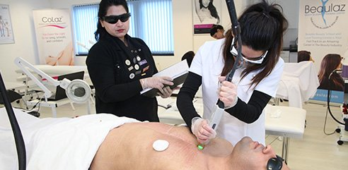 Laser Hair Removal Courses
