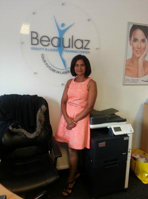 beaulaz birmingham beauty students