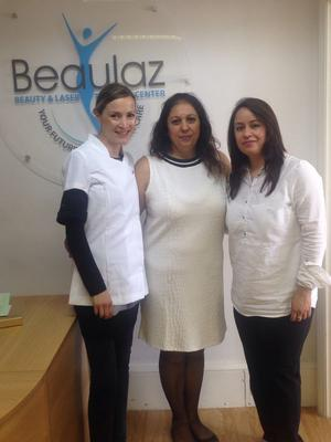 IPL and Laser hair removal students beaulaz
